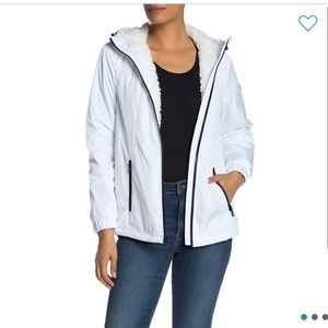 💥🆕💥NWT Micheal Kors Shearling Lined Jacket